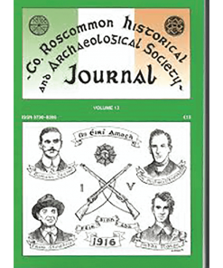 Co. Roscommon Historical & Archaeological Society Journal Vol.13 (2016)