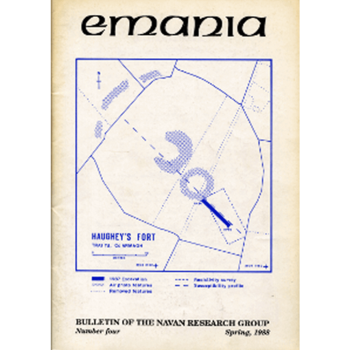 Emania Vol. 4, Focus on Haughey's Fort (1988)