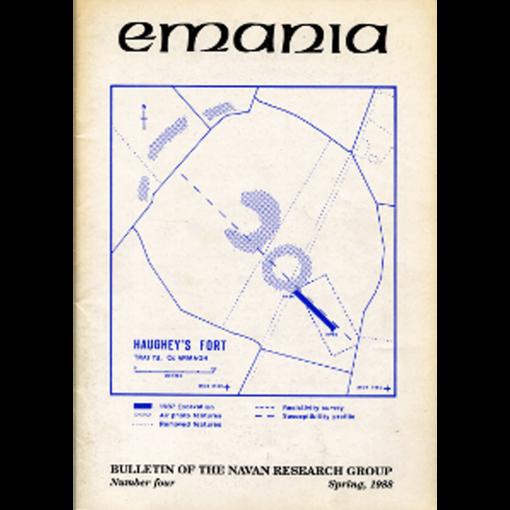 Emania Vol. 4, Focus on Haughey's Fort (1988)