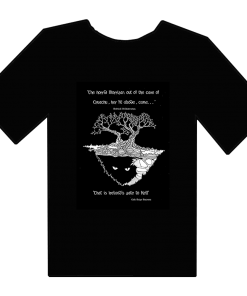 The Morrigan At The Cave Of Oweynagat T-Shirt