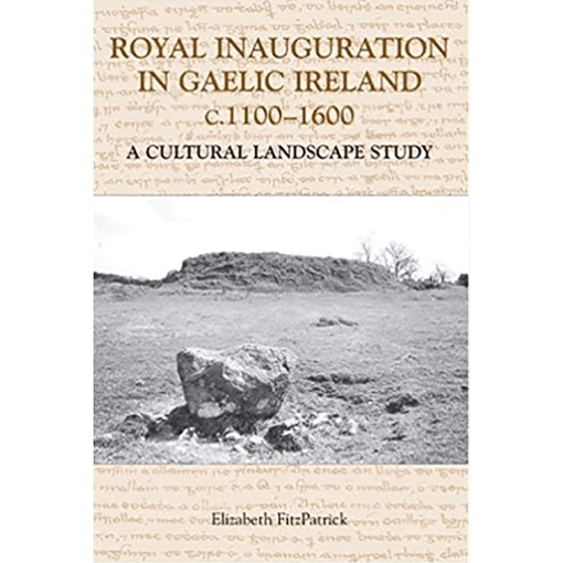 Royal Inauguration In Gaelic Ireland C.1100 - 1600: A Cultural Landscape Study (Studies In Celtic History)