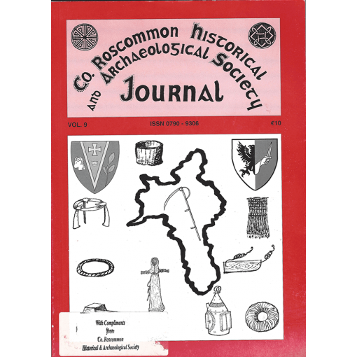 Co. Roscommon Historical & Archaeological Society Journal Vol.9 (2003)