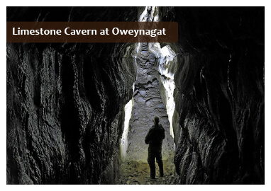 Limestone cavern at Oweynagat