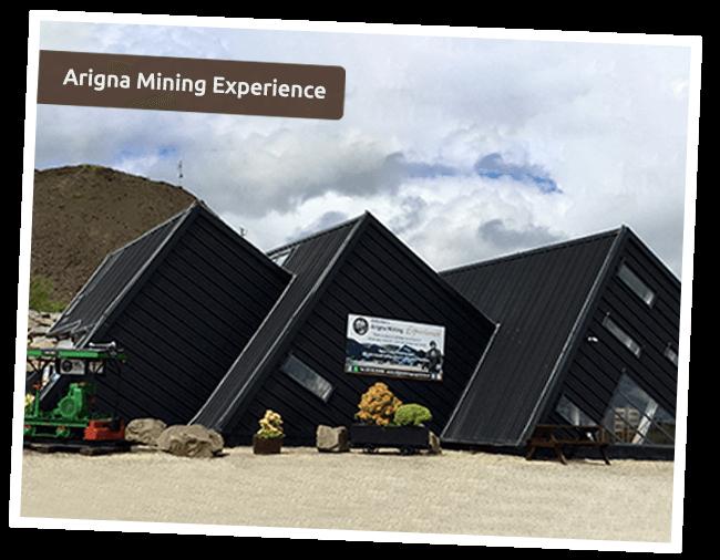 Arigna Mining Experience