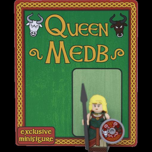 Queen Medb Exclusive Minifigure